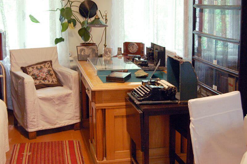 дом-музей бажова