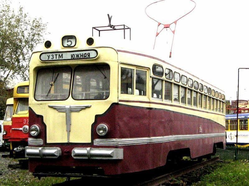 музей трамваев екатеринбург