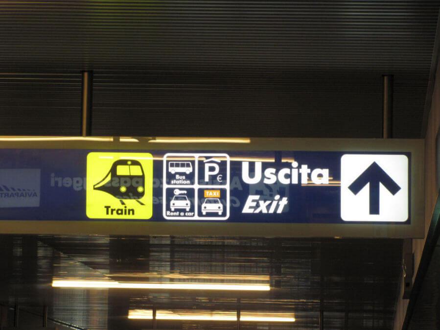 аэропорт рима фьюмичино