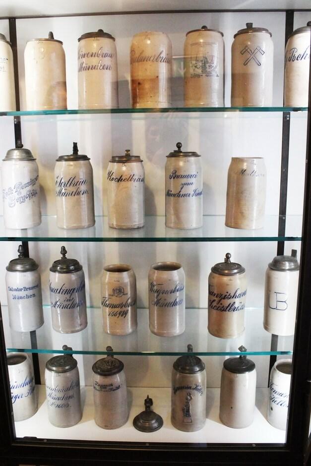 музей пива и октоберфеста мюнхен
