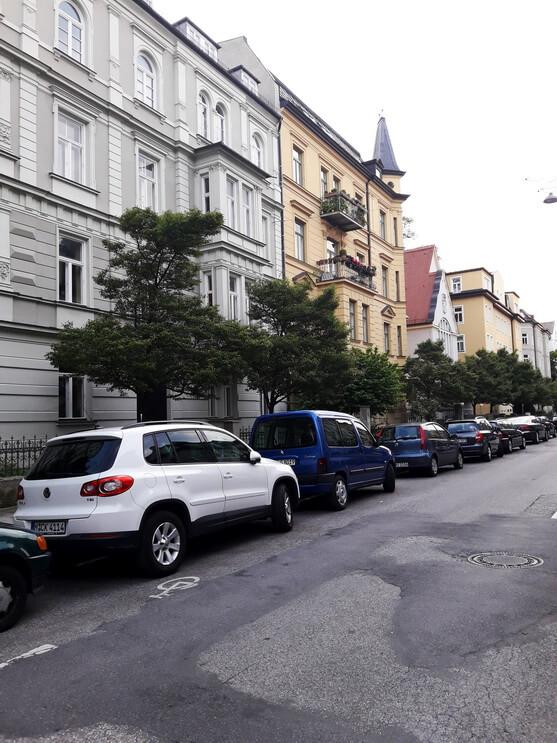 спальный район мюнхена