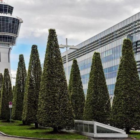 Как добраться из аэропорта Меммингена в Мюнхен