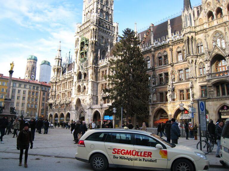 Что делать в Мюнхене