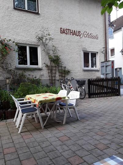 Ресторан gasthaus sclosse Меммингерберг