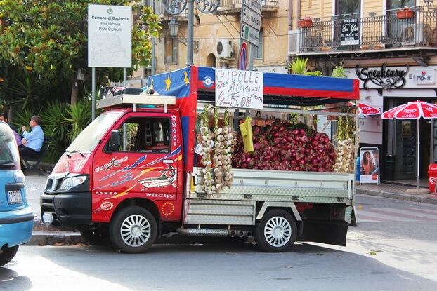 Цены на Сицилии