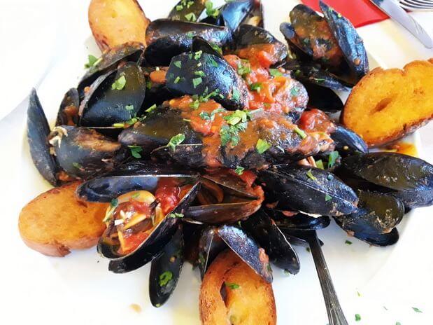 Цены на еду на Сицилии