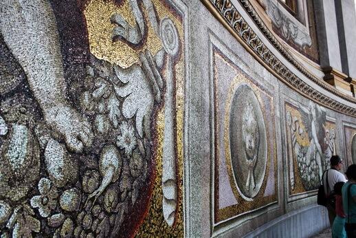 mozaika_kupola_petra