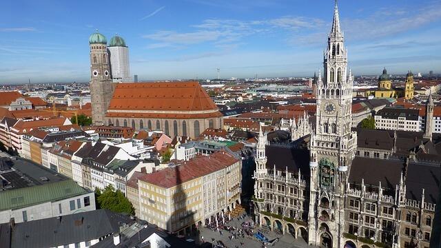 мюнхен достопримечательности что посмотреть