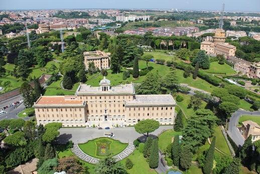 Правительства Ватикана (Губернаторский дворец)