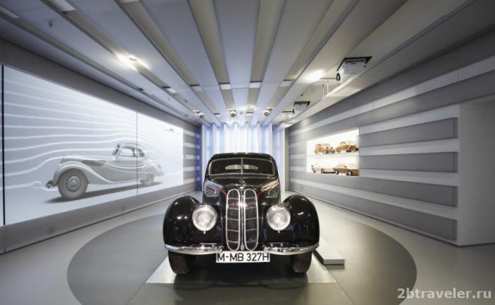 экскурсия в музей бмв и на производство