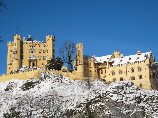 экскурсия баварские замки из мюнхена
