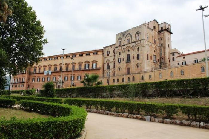 Норманнский дворец Палермо