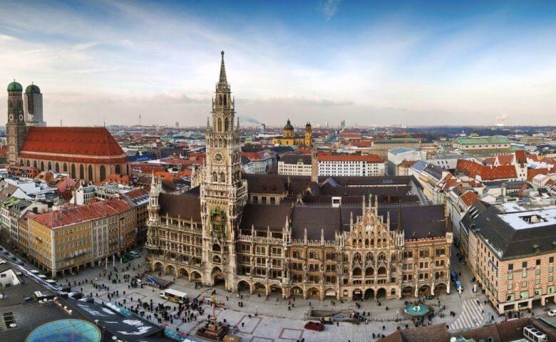 Обзорная экскурсия по Мюнхену
