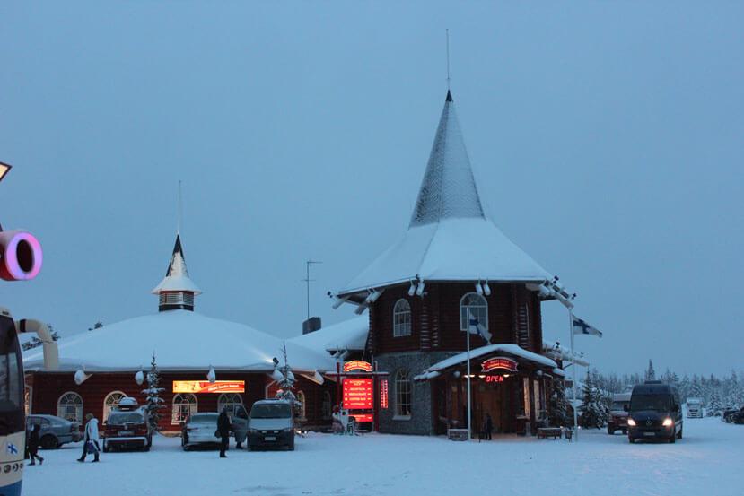 Деревня финского Санта-Клауса, или Йоулупукки