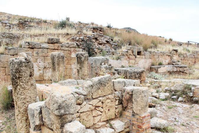 Развалины Солунта