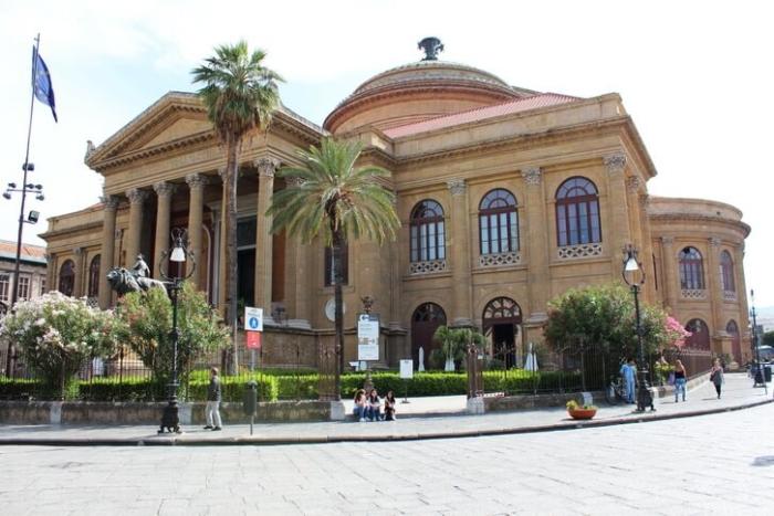 Театр Массимо Палермо