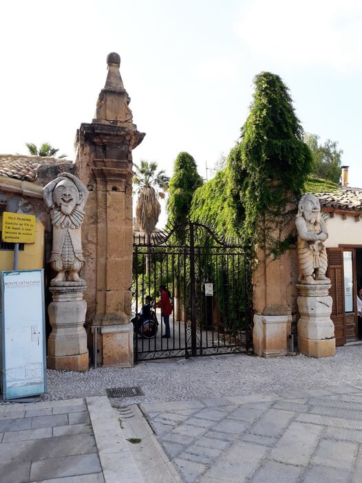 Вилла Палагония Багерия