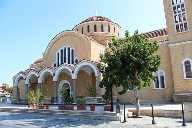 Церковь в Паралимни