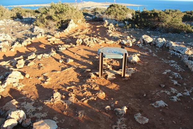 мыс греко тропа афродиты