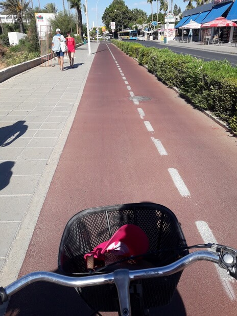 аренда велосипеда в айа-напе