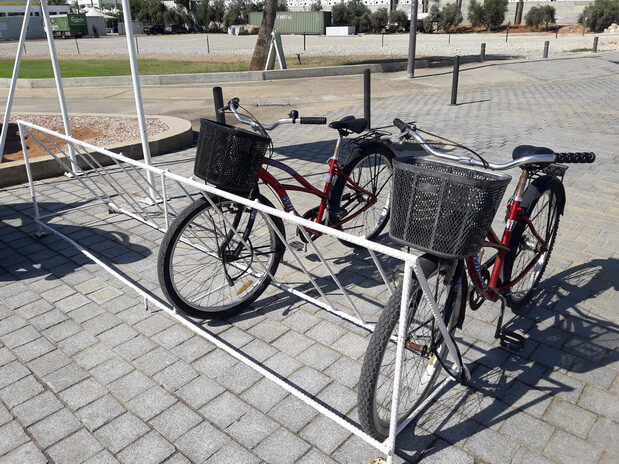 Велопарковка Лиманаки