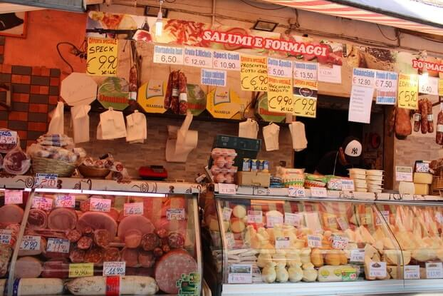отдых на Сицилии еда