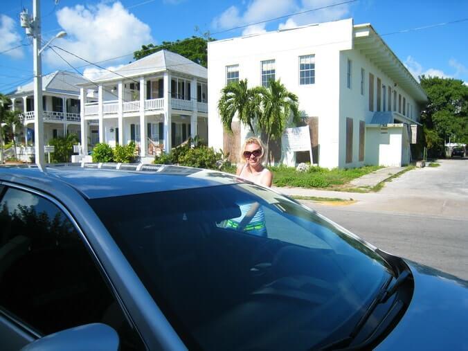 аренда автомобиля в путешествии