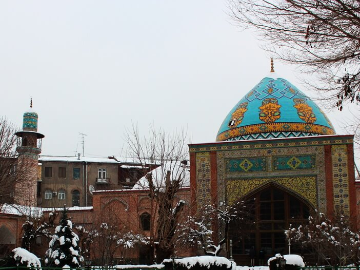 мечеть в ереване