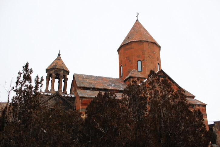 маршрут армения хор вирап