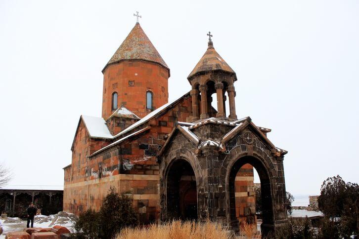 хор вирап церковь святой богородицы