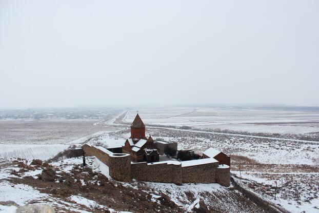 хор вирап армения