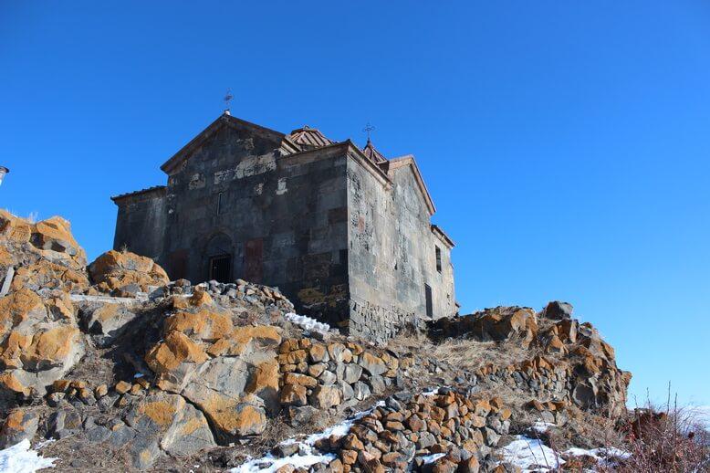 монастырь айраванк