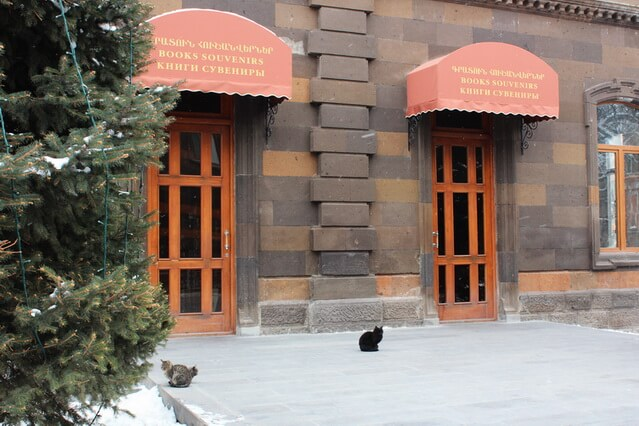 собор эчмиадзин армения