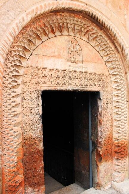 церковь святого григора хор вирап