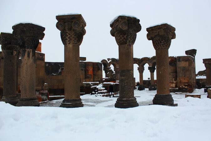 звартноц армения