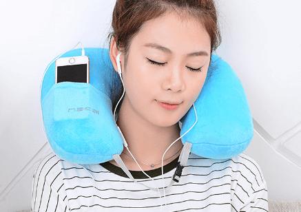 надувная подушка для перелета