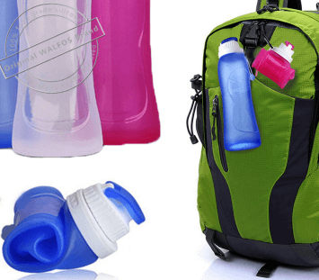 пластиковая бутылка для путешествия