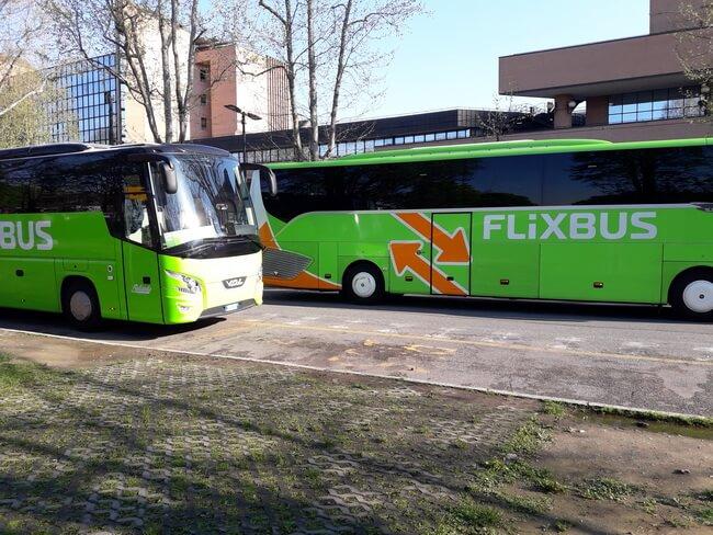 автобусы фликсбас италия