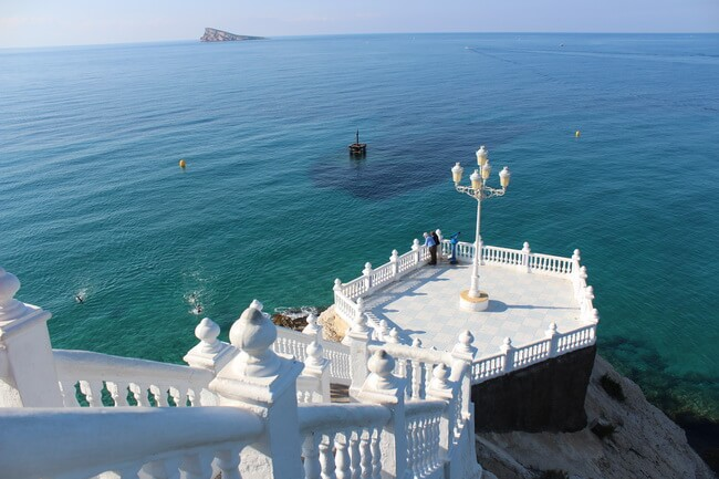 балкон средиземноморья бенидорм