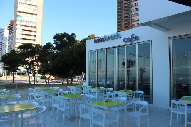 brisa beach cafe