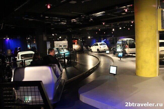 что посмотреть в музее автомобилей