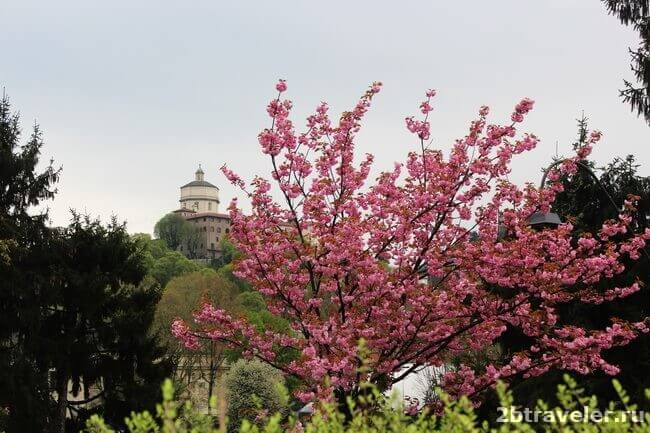 церковь на холме капуцинов