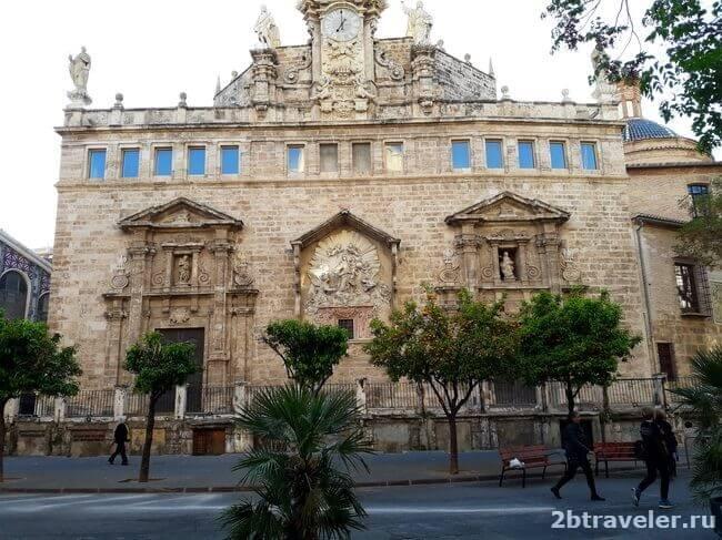 церковь Església dels Sants Joans