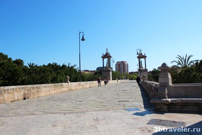 морской мост валенсия