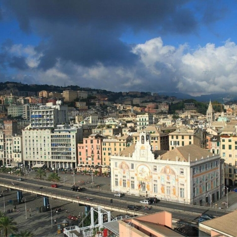 Genoa by yourself: travel and relax