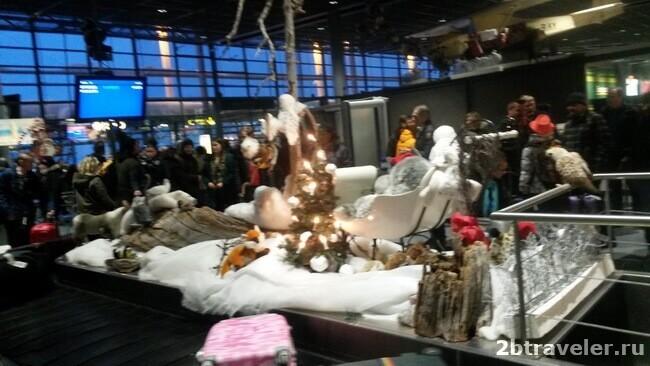 аэропорт рованиеми