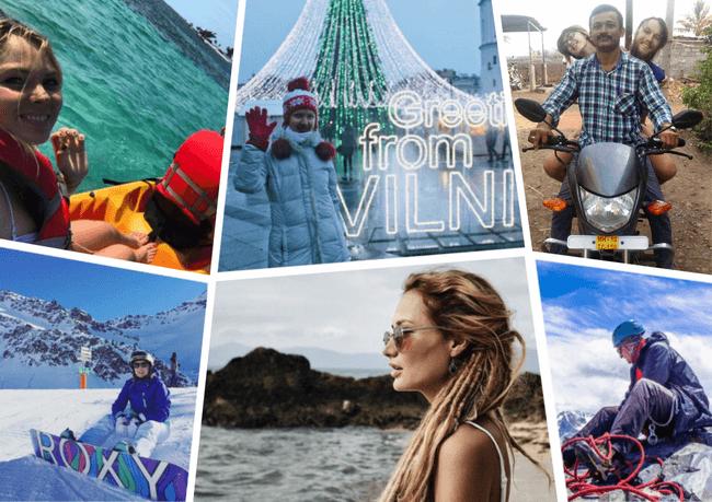 6 историй, вдохновляющих на путешествие