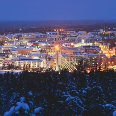 How to get to Rovaniemi (from Finland and Europe countries)