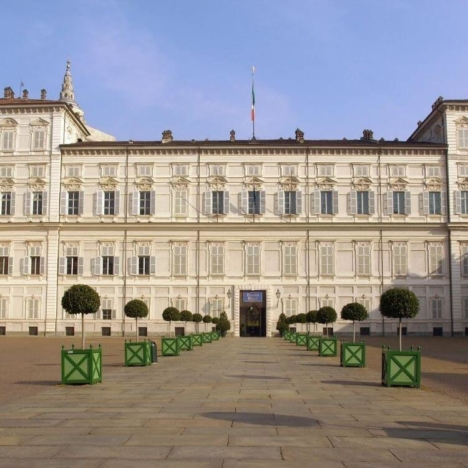 Royal Palace (Palazzo Reale) in Turin: how to visit.