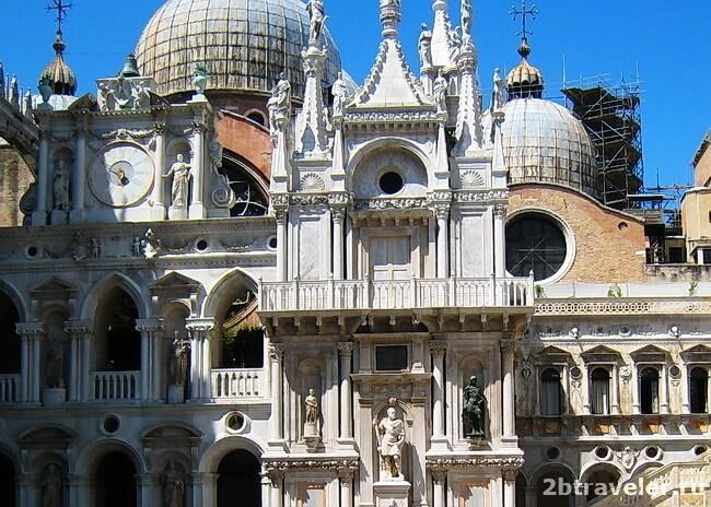 дворец дожей венеция